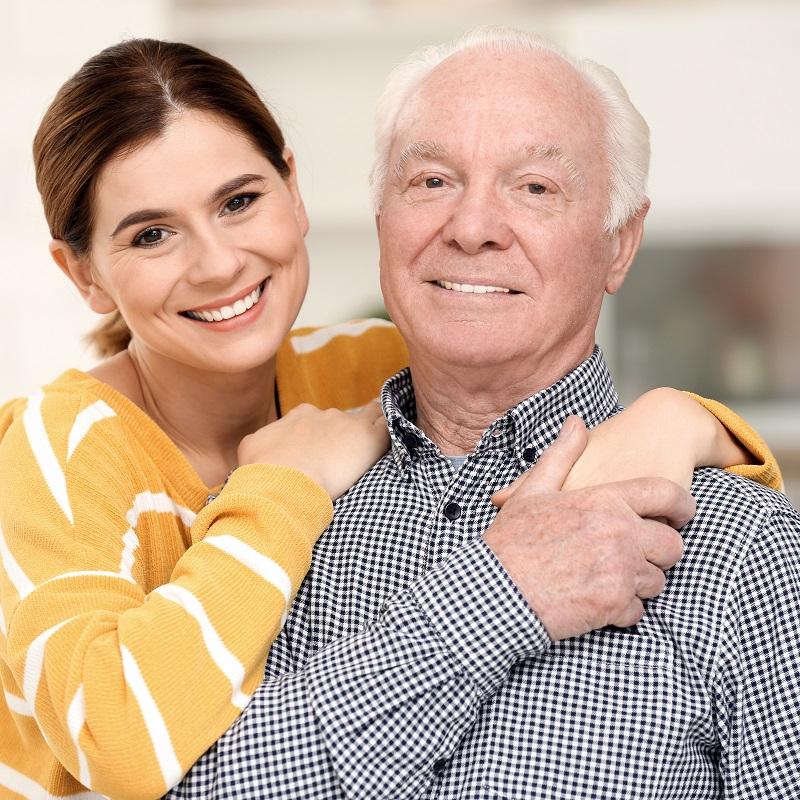 caregiver training and relief program